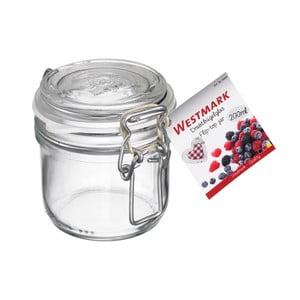 Zavařovací lahev Gummiring, 200 ml