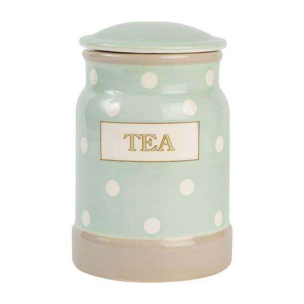 Dóza na čaj T&G Woodware Mint Spot