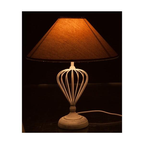 Stolní lampa Fan White