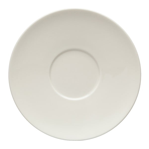 Bílý porcelánový podšálek Like by Villeroy & Boch Group White, 16 cm