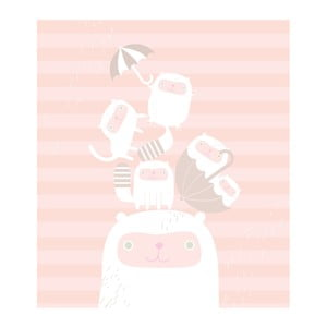 Obrazová tapeta Happy kittens, 270x232.5 cm