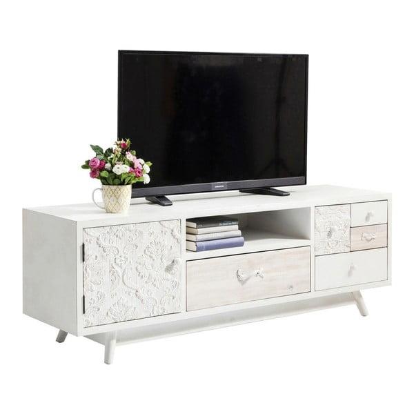 Comodă TV Kare Design Sweet Home, crem