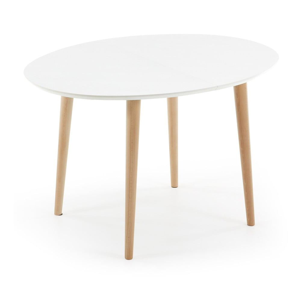 Rozkládací jídelní stůl La Forma Oakland, 90x120/200cm