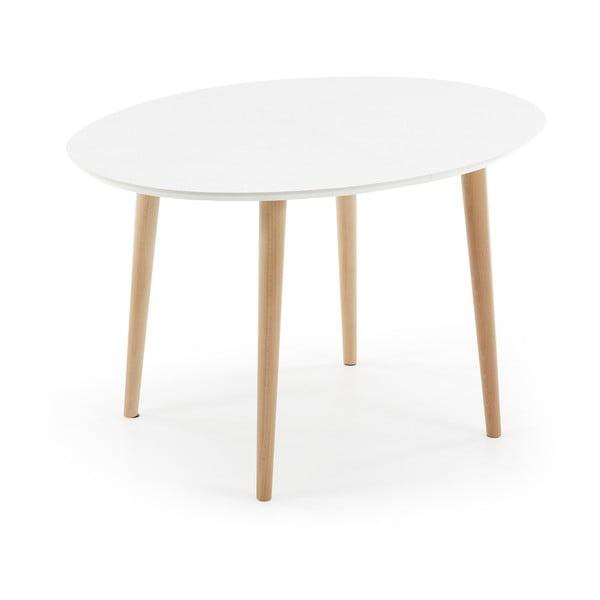 Oakland bővíthető étkezőasztal, 90x120/200cm - La Forma