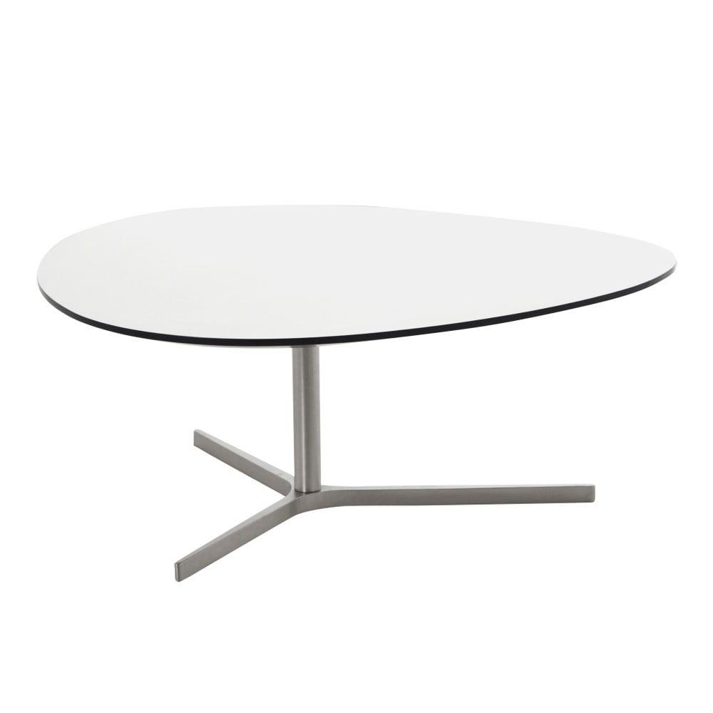 Bílý konferenční stolek Actona Plector, 103 x 42 cm
