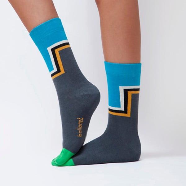 Doublepack ponožek Layer, velikost 41-46