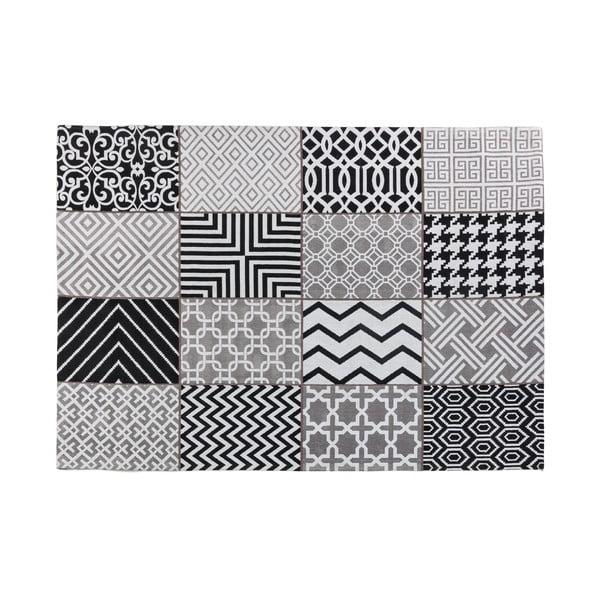 Spiros szürke szőnyeg, 160 x 230 cm - La Forma