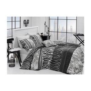 Lenjerie de pat cu cearșaf Cheta, 200 x 220 cm