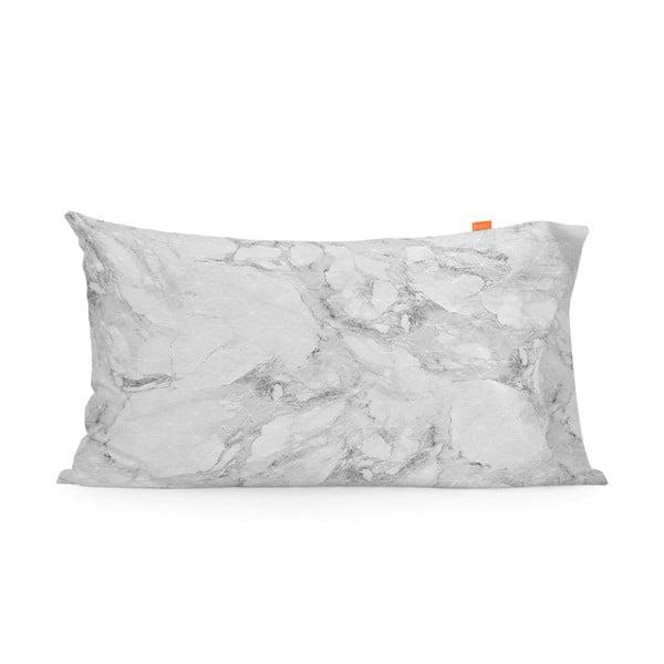 Sada 2 bavlněných povlaků na polštář Blanc Essence Marble, 50x80cm