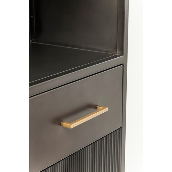 Černá skříň Kare Design Nero