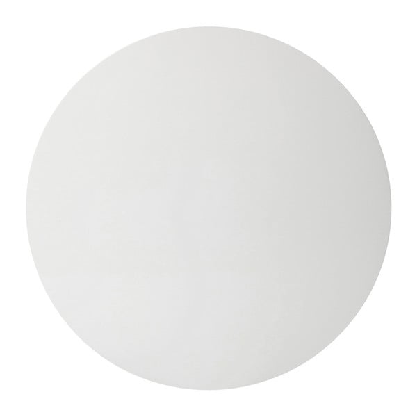 Bílá deska jídelního stolu Kare Design Invitation, ⌀ 90 cm