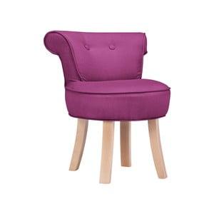 Fialová dětská židle KICOTI Sweety