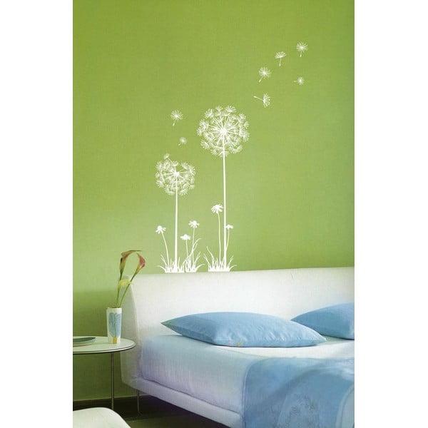 Dandelion Flowers Stickers falmatrica szett - Ambiance