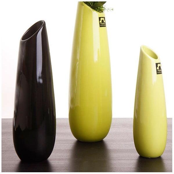 Váza Save 31 cm, černá