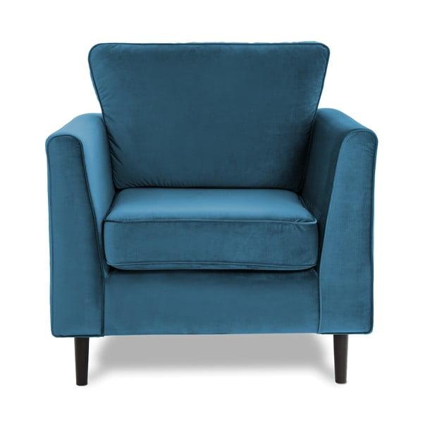 Fotoliu Vivonita Portobello, albastru