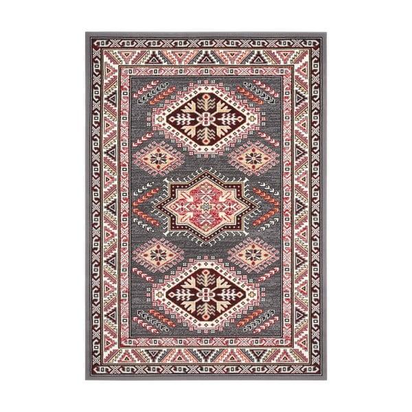 Szary dywan Nouristan Saricha Belutsch, 80x150 cm