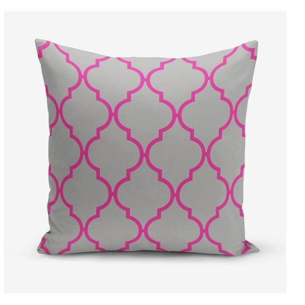 Povlak na polštář s příměsí bavlny Minimalist Cushion Covers Ogeo, 45 x 45 cm