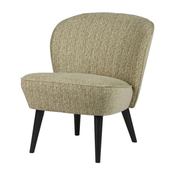 Suze zöld fotel - De Eekhoorn