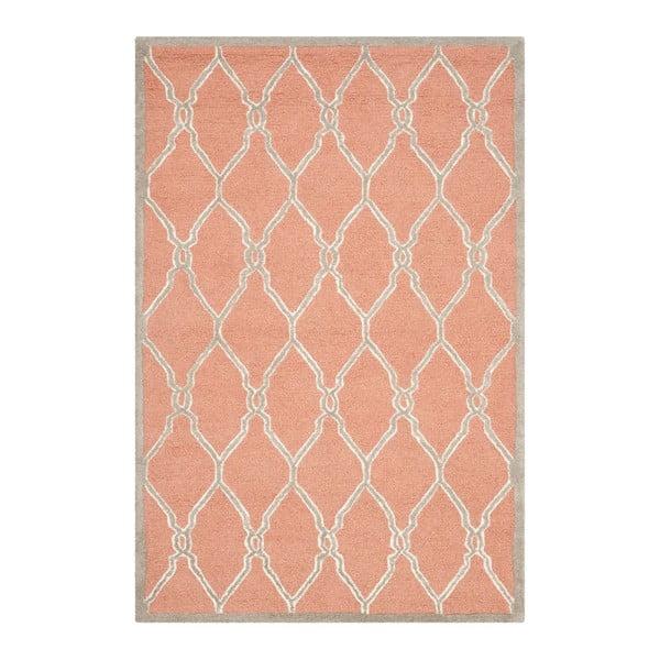 Augusta narancssárga szőnyeg, 121 x 182 cm - Safavieh