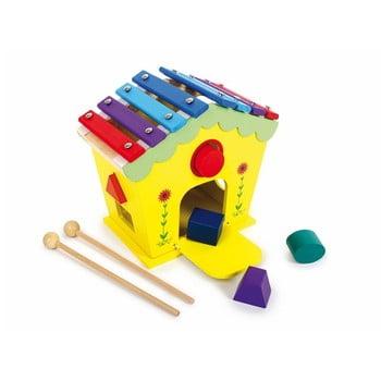 Jucărie din lemn muzicală Legler Dodoo imagine