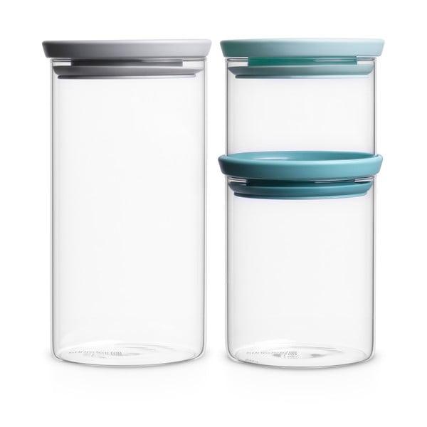 Lassie 3 darabos tárolóüveg szett - Barbantia