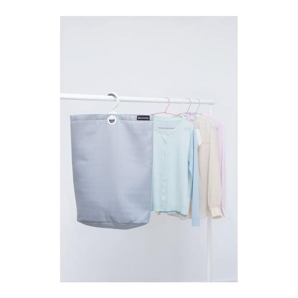 Závěsná taška na prádlo Space Grey, 35 l