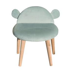 Stolička Happy Barok Animals, zelená