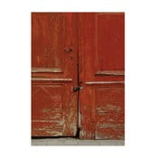 Obraz Za dverami 40, 70x100 cm