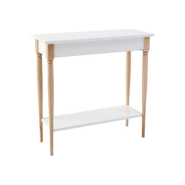 Mamo fehér konzolasztal, szélesség 65 cm - Ragaba