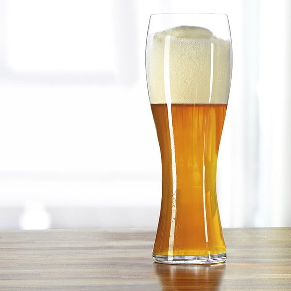 Sada 4 sklenic na pivo Hefeweizen