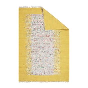 Covor Eco Rugs Yolk, 80 x 300 cm, galben de la Eko Halı