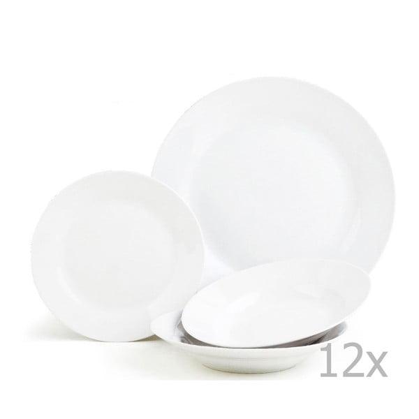 12-dielna porcelánová sada riadu Sabichi Day to Day