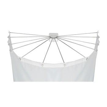 Suport rotund pentru perdea de duș Wenko Shower Umbrella imagine