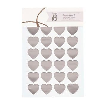 Abțibilduri Busy B Wedding Heart imagine
