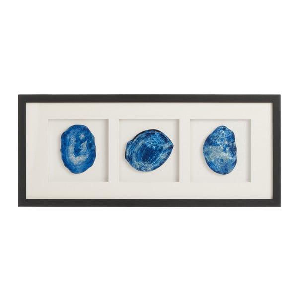 Obraz s achátem Agate, 75x30 cm
