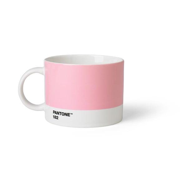 Růžový hrnek na čaj Pantone, 475 ml