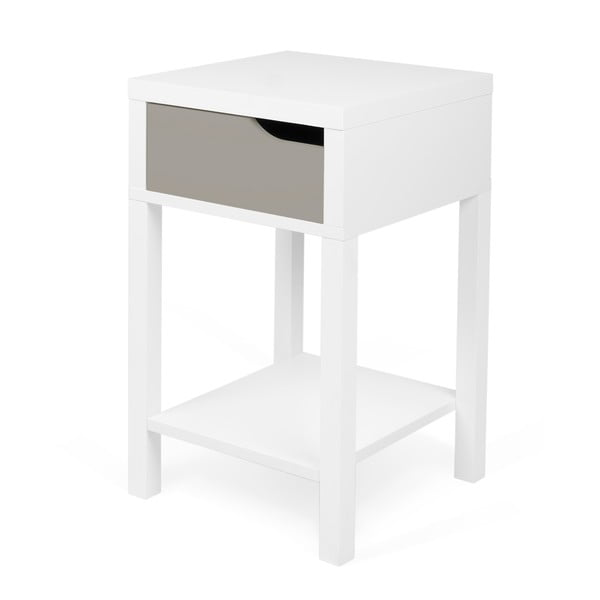 Noční stolek Side Table Grey