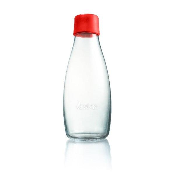 Piros üvegpalack, 500 ml - ReTap
