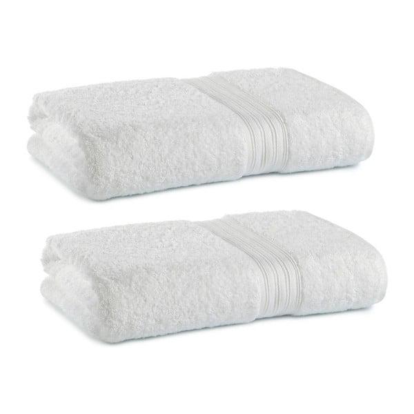 Set 2ks ručníků Indulgence Victoria  White, 41x71 cm