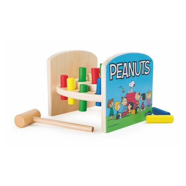 Dřevěná hračka Legler Snoopy
