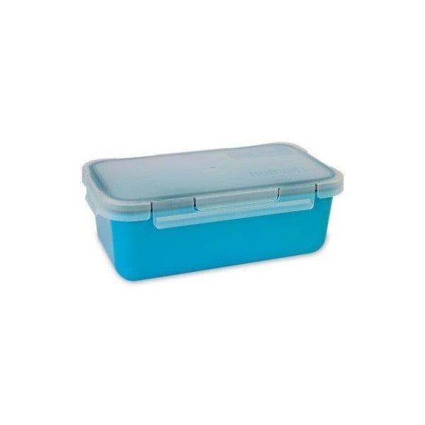 Svačinový box 0,75 l, modrý