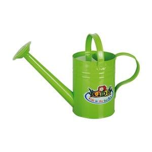 Zelená dětská konev Esschert Design, 1,9l