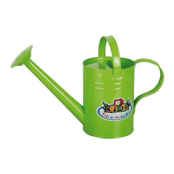 Zielona konewka dziecięca Esschert Design, 2l
