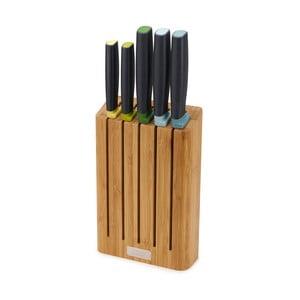 Sada nožů v bambusovém stojanu Joseph Joseph Elevate