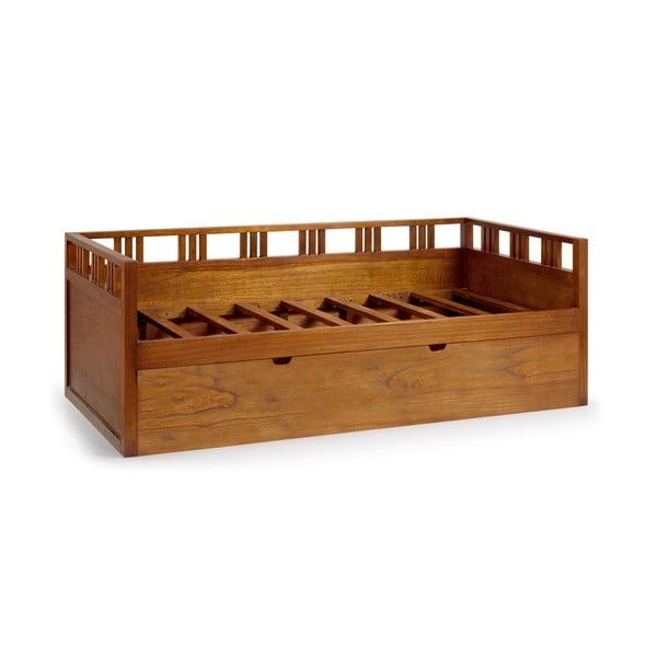 Postel Star s výsuvnou přídavnou postelí, 90x200 cm