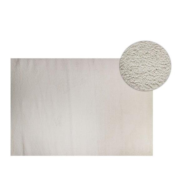 Krémový koberec Eco Rugs Ten, 80 x 150 cm
