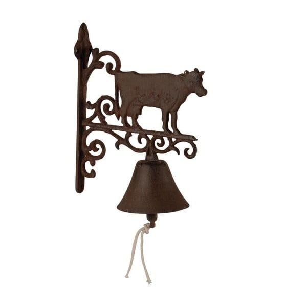 Nástenný domový zvonček Antic Line Cow