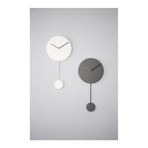 Ceas de perete Zuiver Minimal, gri