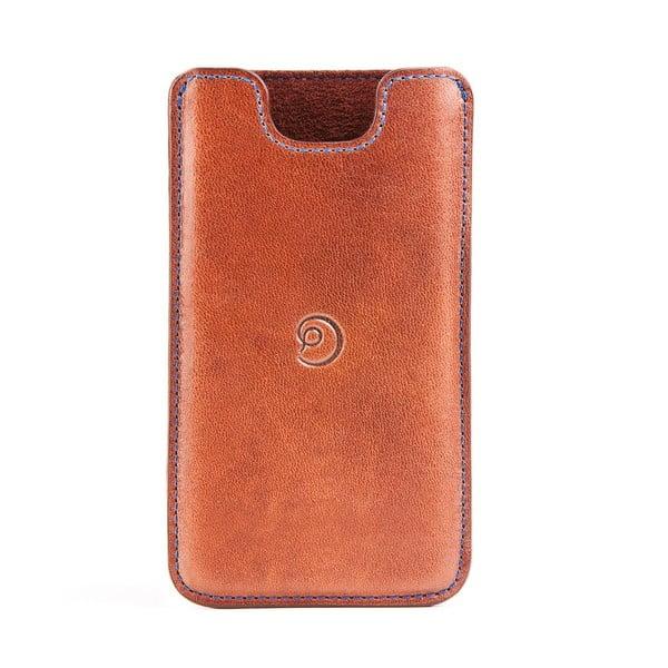 Danny P. kožený obal na iPhone 5 Tobacco
