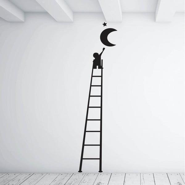 Samolepka na stěnu Luna